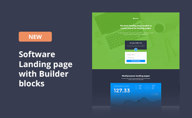 RGen Landing Page with Page Builder - 19