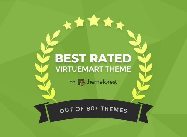 Homeshop Responsive Multipurpose VirtueMart Theme