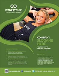 Ultimate Business Flyer  - 5