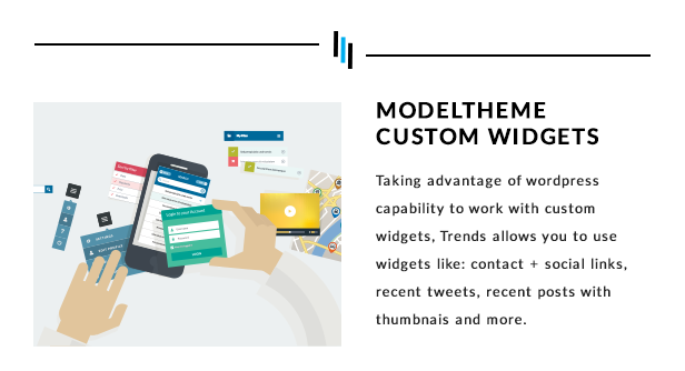 Trend - Multipurpose / Fashion / Restaurant / Construction / Modern Shop WooCommerce WordPress Theme - 28