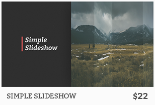 Simple Slideshow