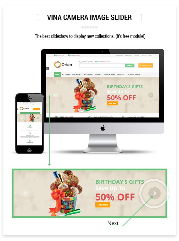 Orion :: Businesses & e-Commerce Joomla Template - 14
