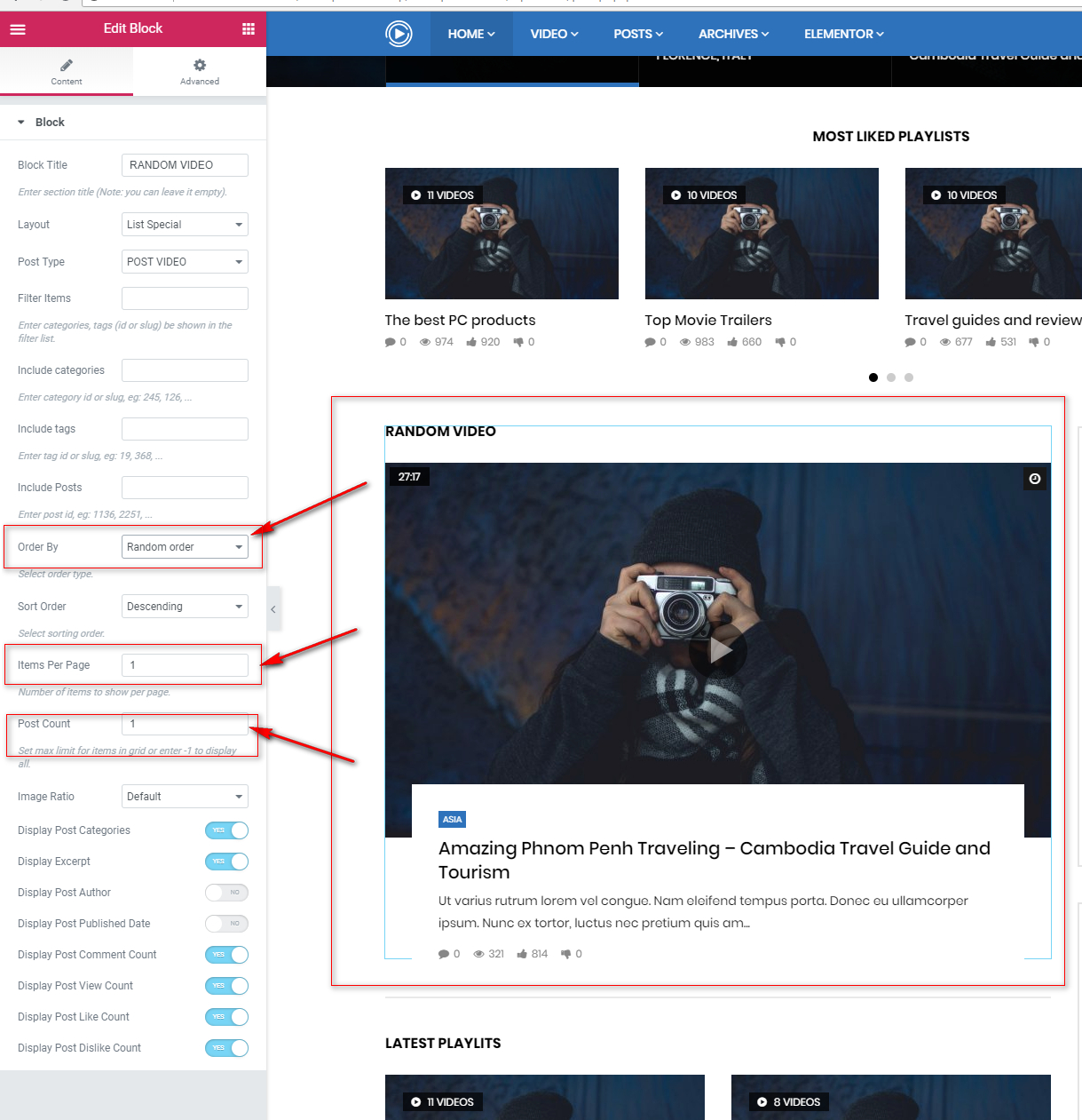 Discussion on VidoRev - Video WordPress Theme (Page 6)