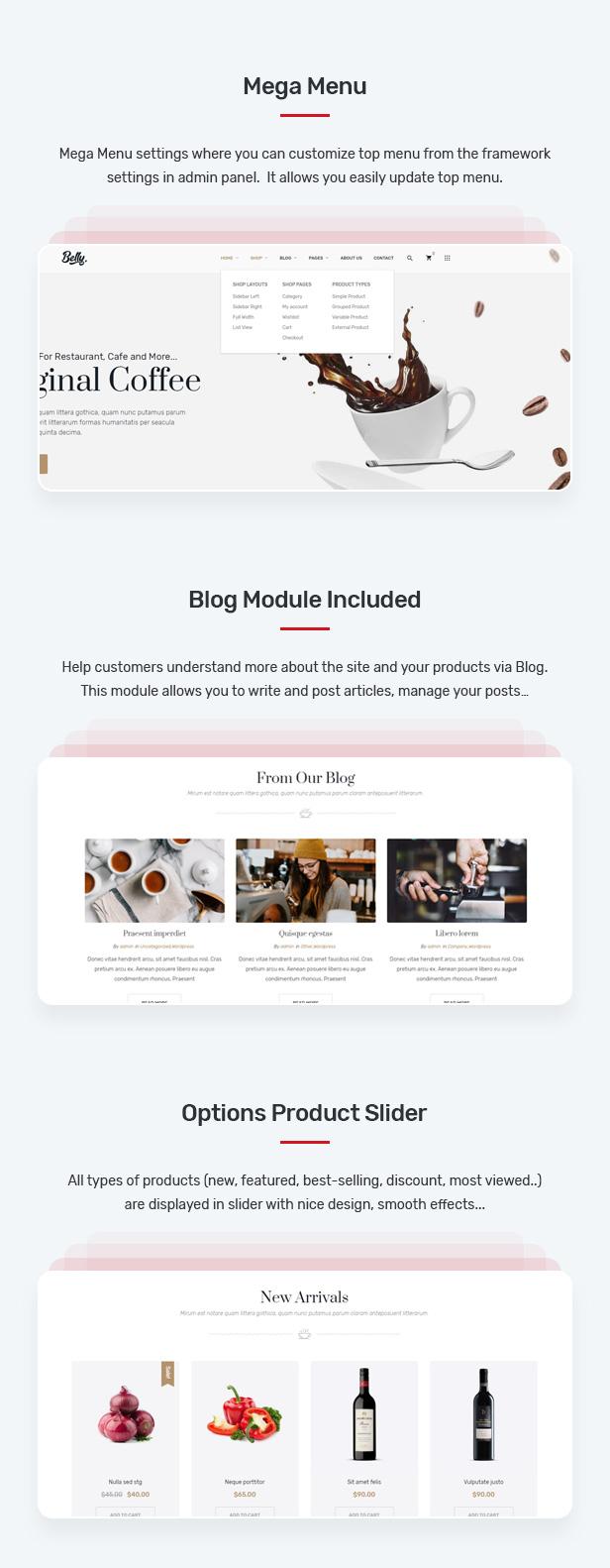Belly - Multipurpose Theme for WooCommerce WordPress 24