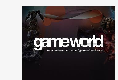 Wordpress GameWorld