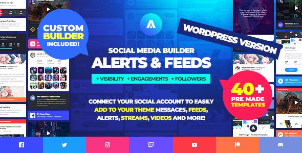 Twitter Timeline Feed WordPress Plugin - 7
