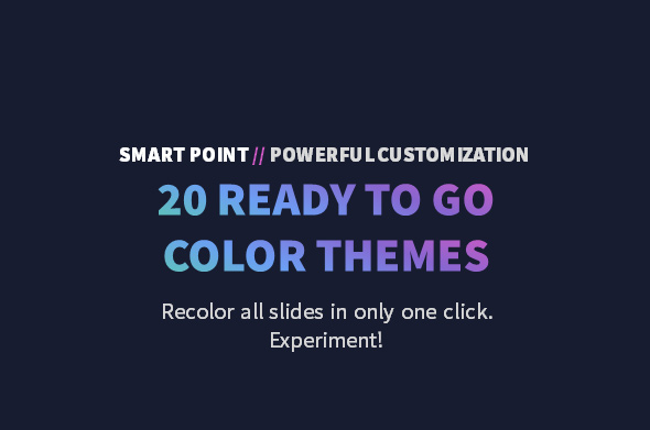 VIVID 2021 - Professional PowerPoint Presentation Template - 1