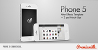 X-Phone Promo For Element 3D + S9 - 27