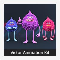 Victor - Character Animation DIY Kit - 3