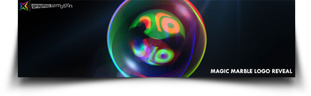 Holographic 3D Logo Reveal - 20