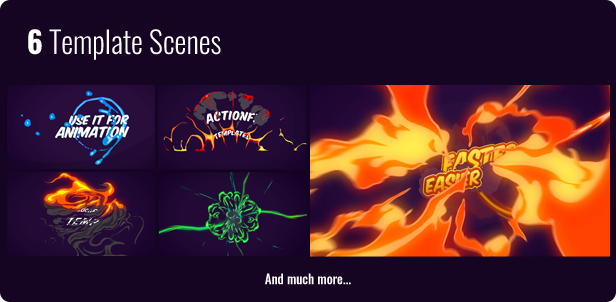FX Master - Cartoon Action Elements - 25