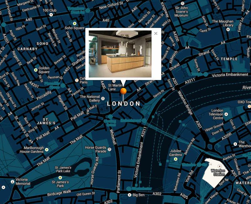 Google Maps with Infowindow-Slideshow - 5