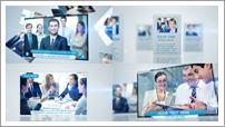 Clean Corporate Profile