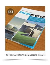 25 Pages Architecture Magazine Vol39 - 5