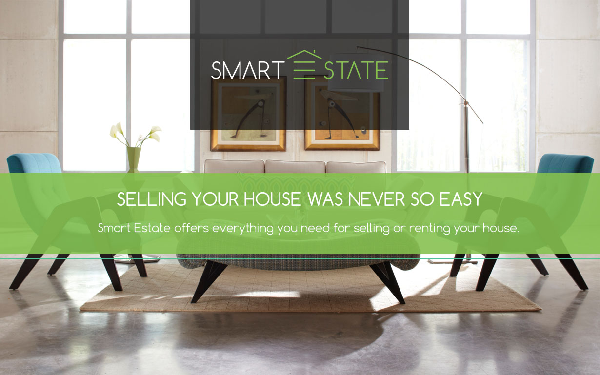 Smart Estate - Ultimate Single Property Theme - 1