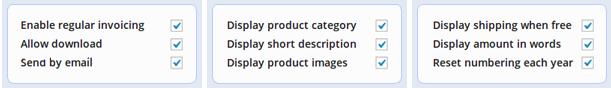 WooCommerce PDF Invoice - 10
