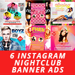 Instagram Banner Events - 10