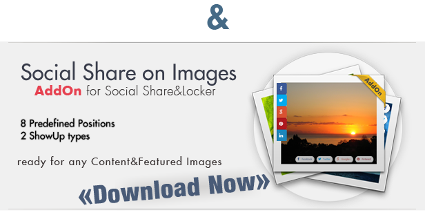 Social Share & Locker Pro Wordpress Plugin - 10
