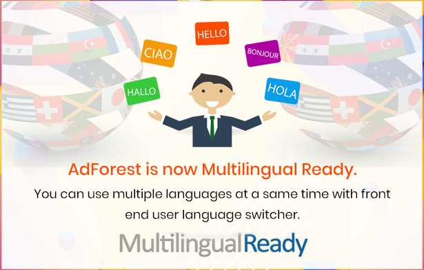adforest classified multilingual