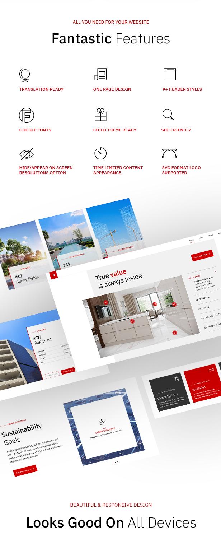 Nestin - Real Estate WordPress Theme - 6