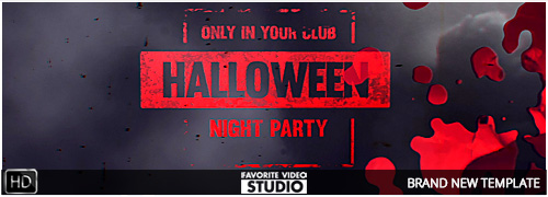Halloween Horror Opener