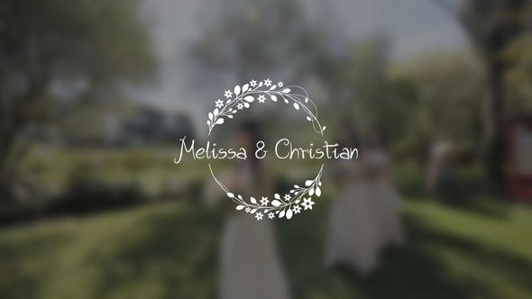 Wedding Titles - 12