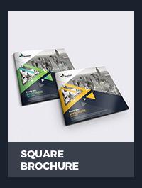 Square Brochure - 1