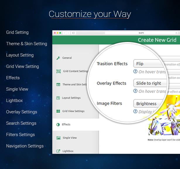 Grid FX - Ultimate Grid Plugin for WordPress - 6