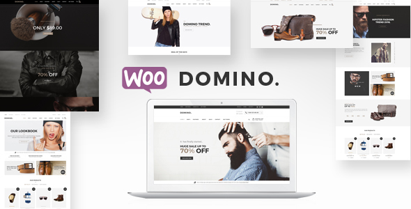 Domino - Fashion Responsive WordPress Theme - WooCommerce eCommerce
