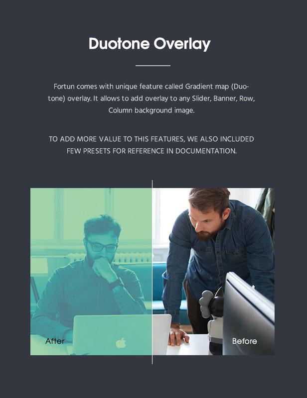 Fortun | Multi-Concept WordPress Theme - 9