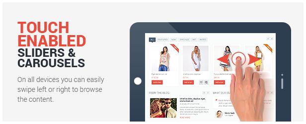 Flatastic - Premium Versatile HTML Template - 21