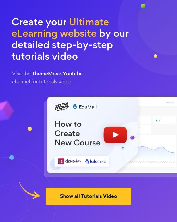 EduMall - Professional LMS Education Center WordPress Theme - 27
