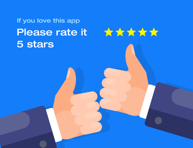 rate 5 stars