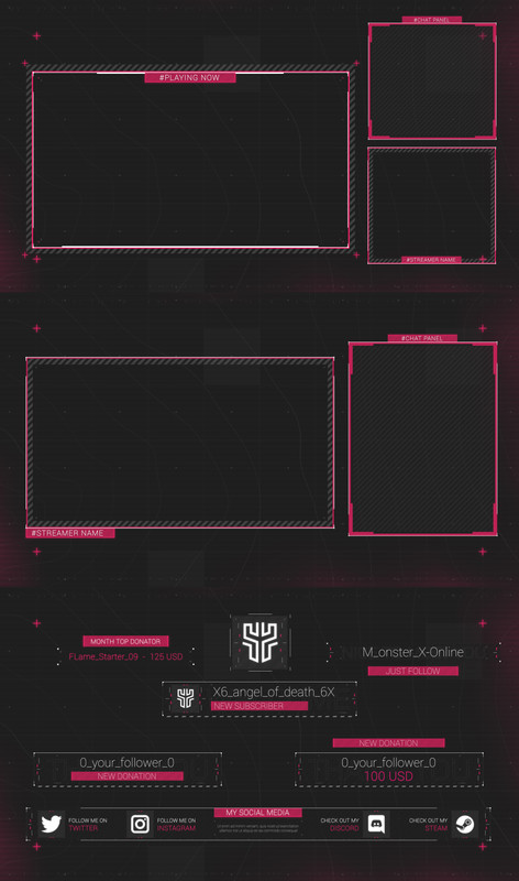 Streaming Pack - 1