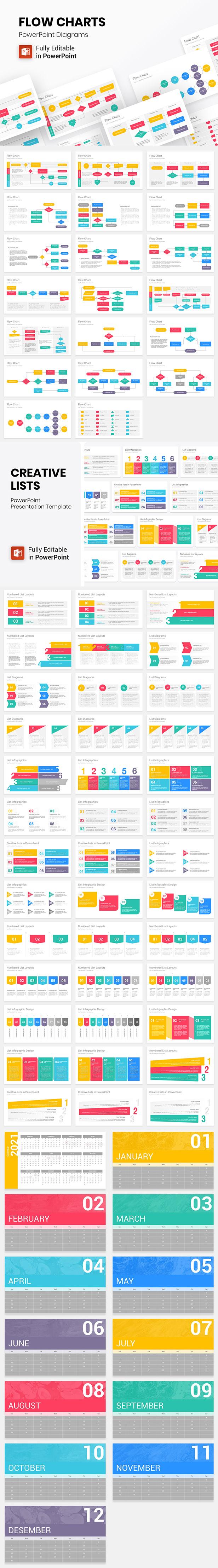 Slide Deck - Multipurpose PowerPoint Template - 15