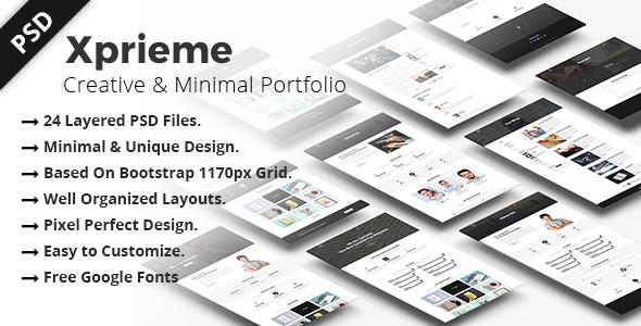 Xpreime PSD Portfolio