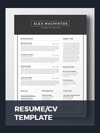 Resume & Cover Letter - 14