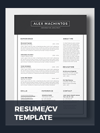 Resume Template - 14