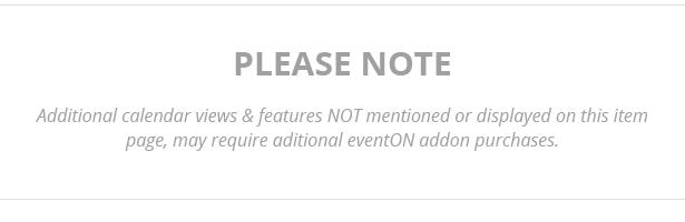 EventON - WordPress Event Calendar Plugin - 16