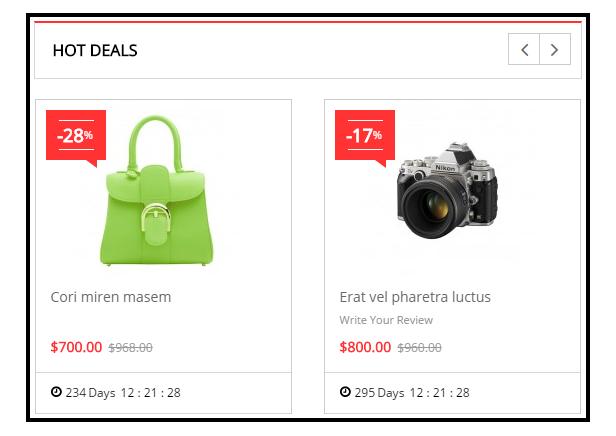G3shop - Deal