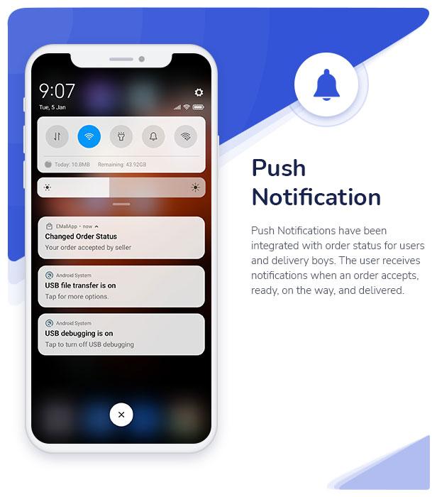 EMall | Multi Vendor E-Commerce Full App - 5
