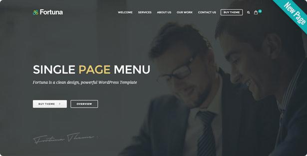 Fortuna - Responsive Multi-Purpose WordPress Theme - 12