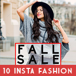 Instagram Fashion Banner Bundle - 11
