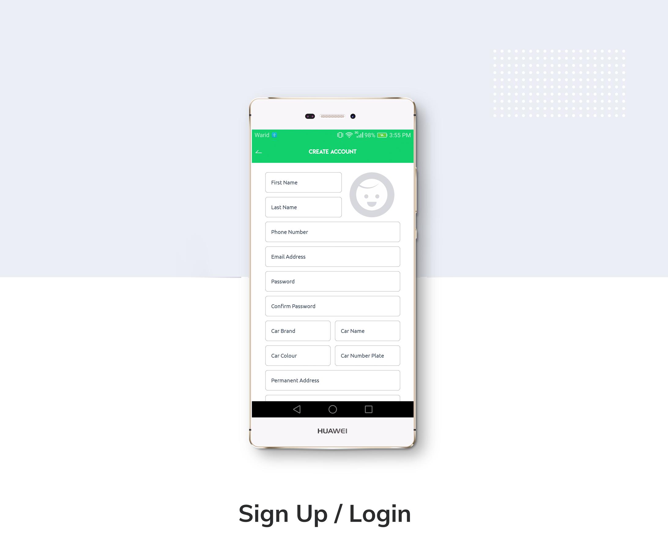 Kareem Taxi App - Cab Booking Solution + admin panel - 18