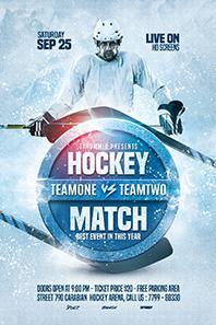 120-hockey-match-flyer