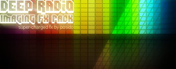Deep Radio Imaging FX Pack - AudioJungle