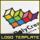 Polygon Creative S - Logo Template - 4