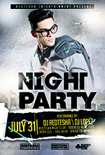 Party Flyer - 7