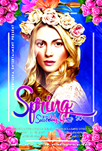 SPRING Instagram Banner Events - 11