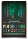 Indie Electronic Flyer/Poster - 28